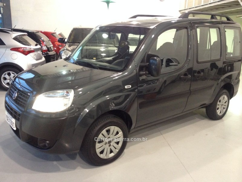 doblo 1.8 mpi essence 16v flex 4p manual 2014 farroupilha