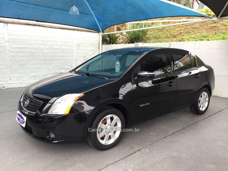 sentra 2.0 s 16v gasolina 4p manual 2009 caxias do sul