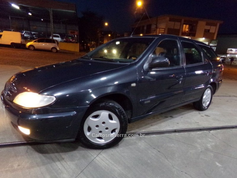 xsara 2.0 i glx break 16v gasolina 4p automatico 2000 caxias do sul