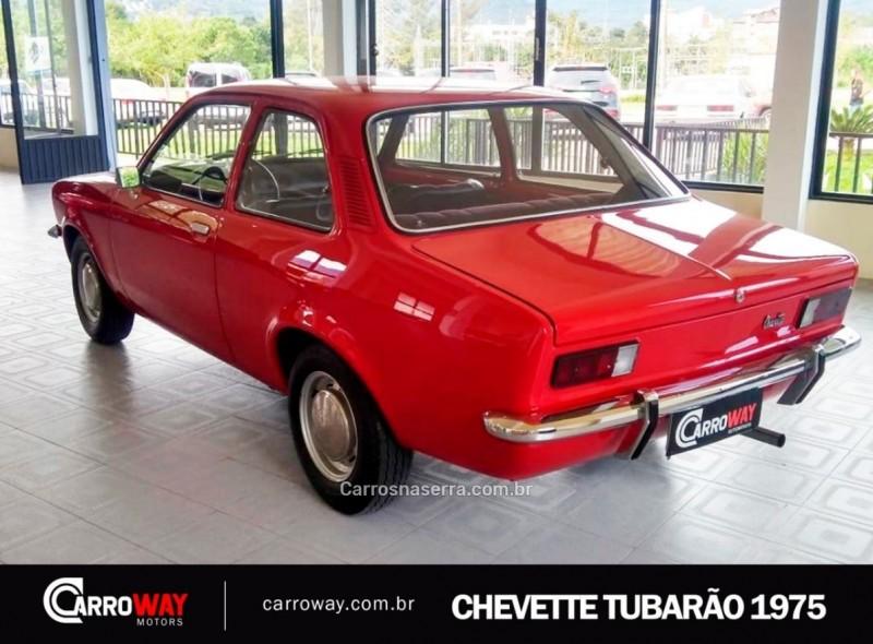 CHEVETTE 1.4 8V GASOLINA 4P MANUAL - 1975 - FELIZ