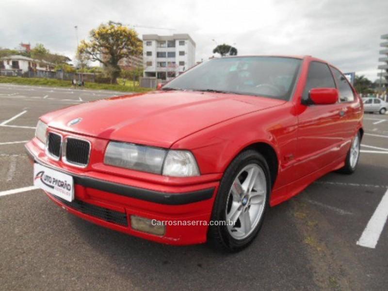 318i 1.8 compact 16v gasolina 2p manual 1995 caxias do sul