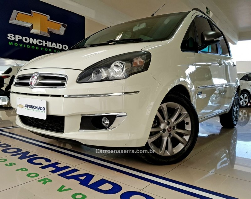 idea 1.6 mpi essence sublime 16v flex 4p manual 2015 caxias do sul