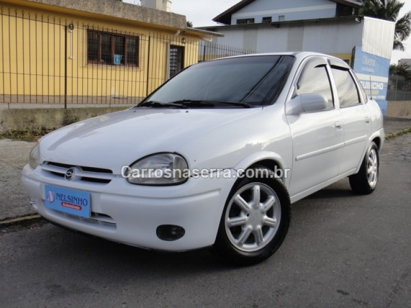 corsa 1.6 mpfi gls sedan 8v gasolina 4p manual 1996 caxias do sul