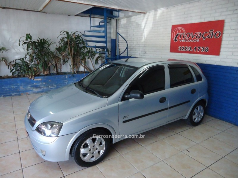 corsa 1.0 mpfi joy 8v gasolina 4p manual 2007 caxias do sul
