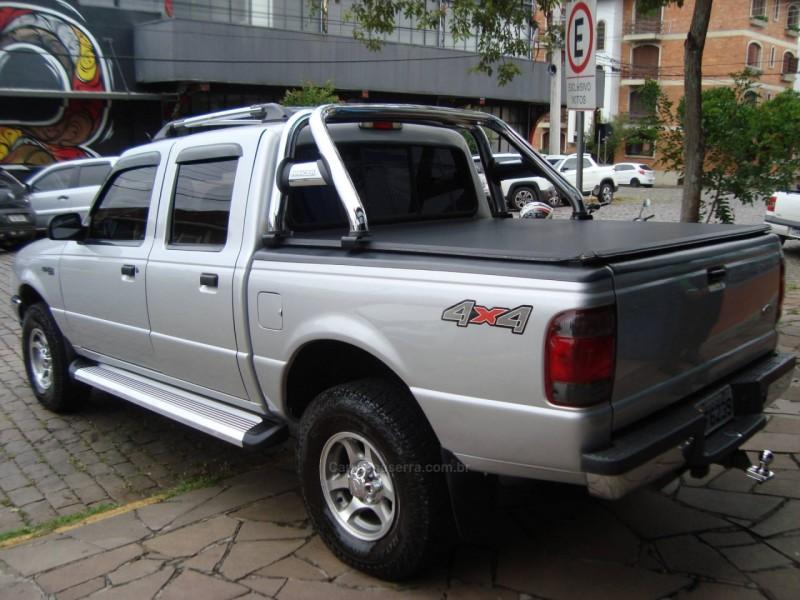 ranger 2.8 xlt 4x4 cd 8v turbo intercooler diesel 4p manual 2003 flores da cunha