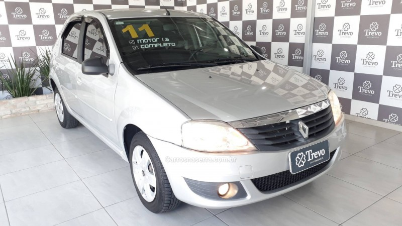 logan 1.6 expression 8v flex 4p manual 2011 taquara