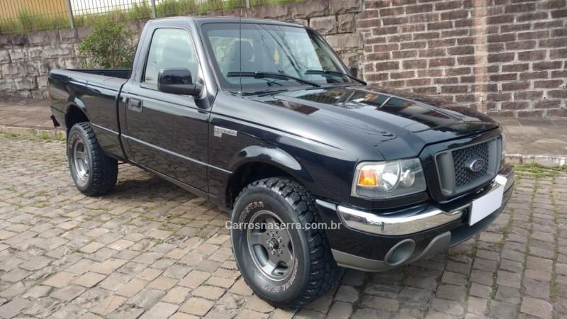 ranger 2.3 xls 4x2 cs 16v gasolina 2p manual 2008 farroupilha