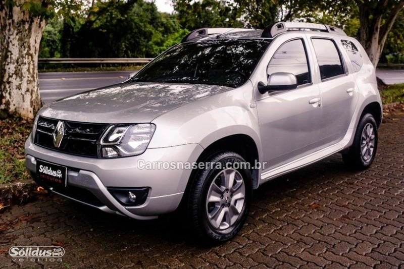 duster 1.6 dynamique 4x2 16v flex 4p manual 2017 dois irmaos