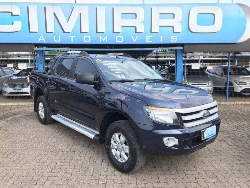 ranger 2.5 xls 4x2 cd 16v flex 4p manual 2013 igrejinha