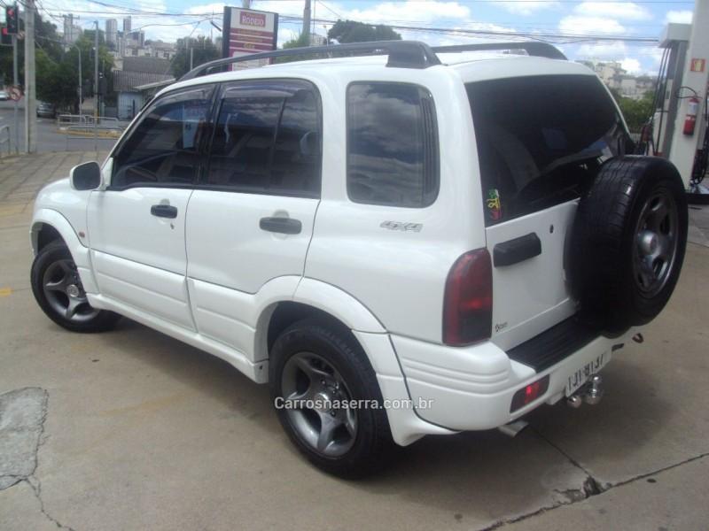vitara 2.0 jlx 4x4 v6 gasolina 4p manual 2000 caxias do sul