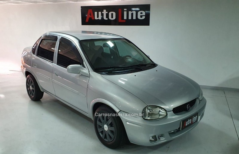corsa 1.0 mpfi milenium sedan 8v gasolina 4p manual 2002 bento goncalves