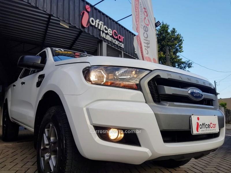 ranger 2.2 xls 4x4 cd 16v diesel 4p manual 2017 tres coroas