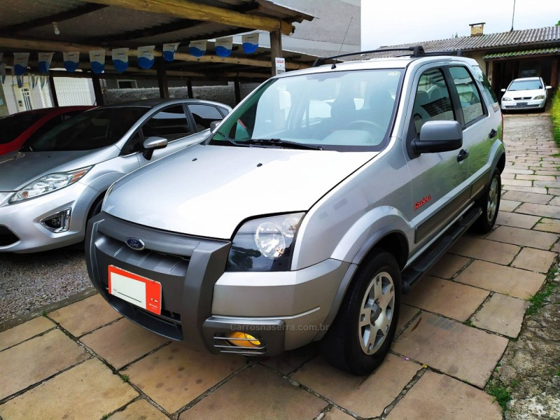 ecosport 1.6 xls freestyle 8v flex 4p manual 2007 bento goncalves