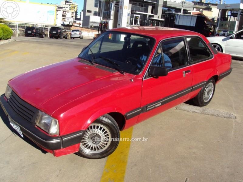 chevette 1.6 sl 8v gasolina 2p manual 1988 caxias do sul