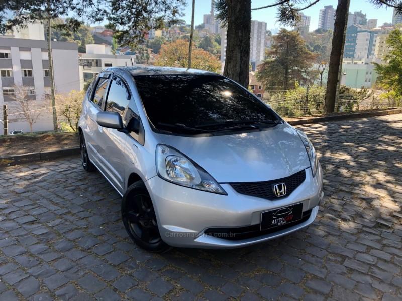 fit 1.4 lxl 8v gasolina 4p automatico 2009 caxias do sul