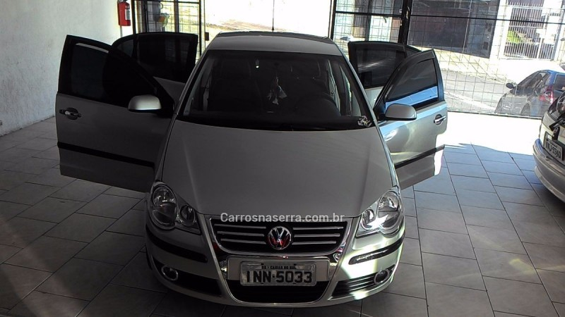 polo sedan 1.6 mi 8v flex 4p manual 2007 caxias do sul