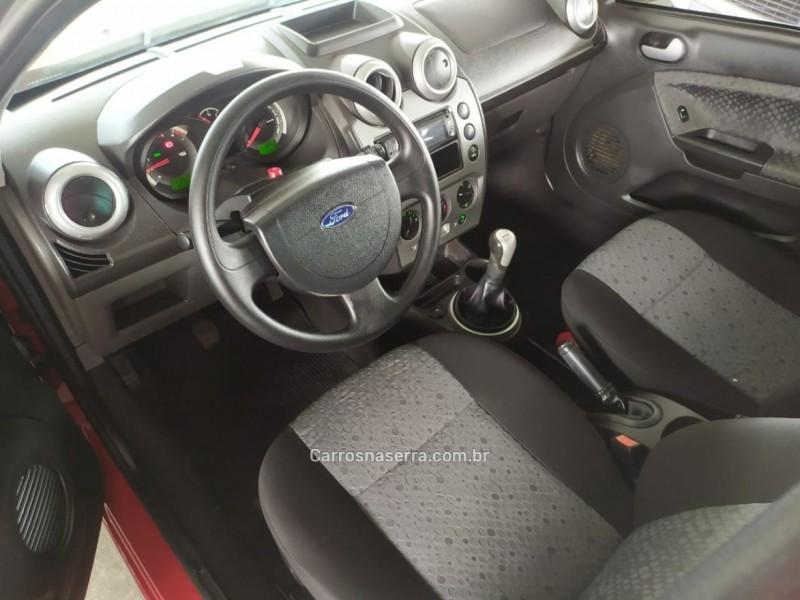 FIESTA 1.6 MPI CLASS HATCH 8V FLEX 4P MANUAL - 2012 - CAXIAS DO SUL