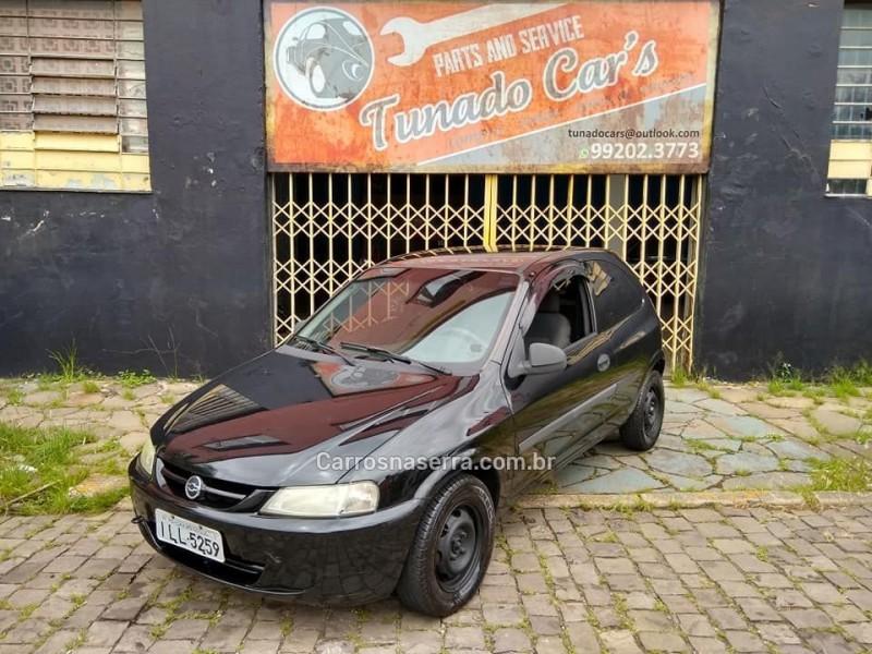 celta 1.0 mpfi vhc 8v gasolina 4p manual 2004 caxias do sul