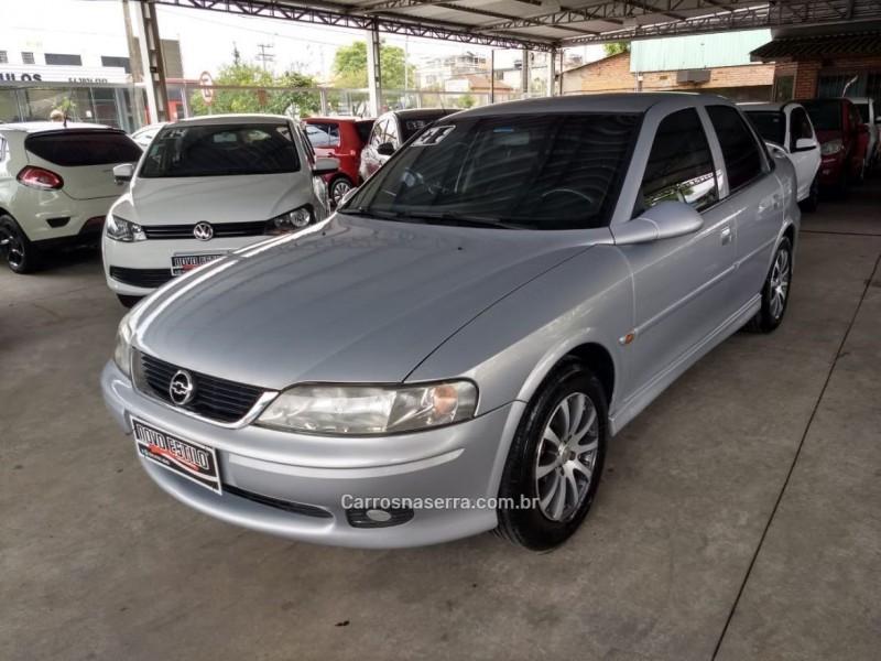 vectra 2.2 mpfi gl milenium 8v gasolina 4p manual 2001 caxias do sul
