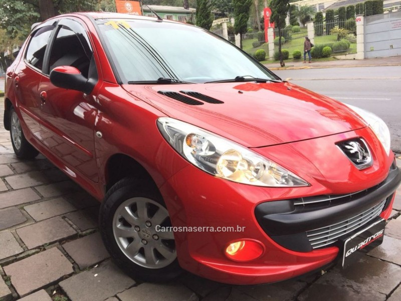 207 1.4 xr sport 8v flex 4p manual 2011 caxias do sul