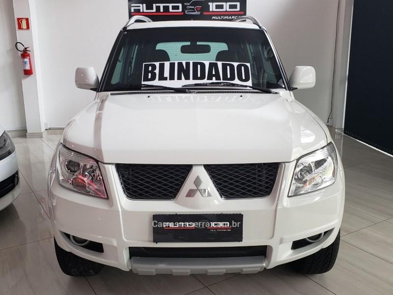 pajero tr4 2.0 4x4 16v 140cv flex 4p automatico 2012 caxias do sul