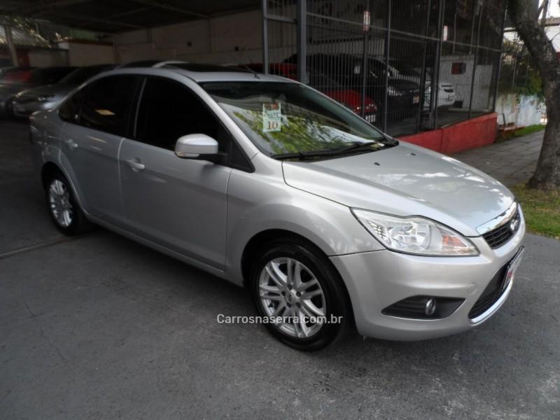 focus 2.0 ghia sedan 16v flex 4p automatico 2010 caxias do sul
