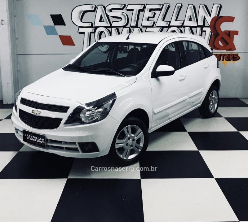 agile 1.4 mpfi ltz 8v flex 4p manual 2012 caxias do sul