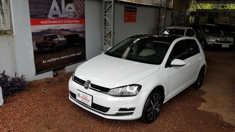 golf 1.4 tsi highline 16v gasolina 4p automatico 2014 garibaldi