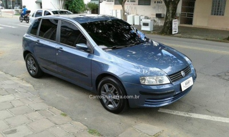 stilo 1.8 mpi 16v gasolina 4p manual 2003 caxias do sul