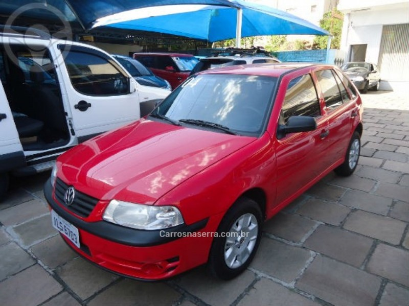 gol 1.0 mi 16v gasolina 4p manual g.iii 2004 caxias do sul