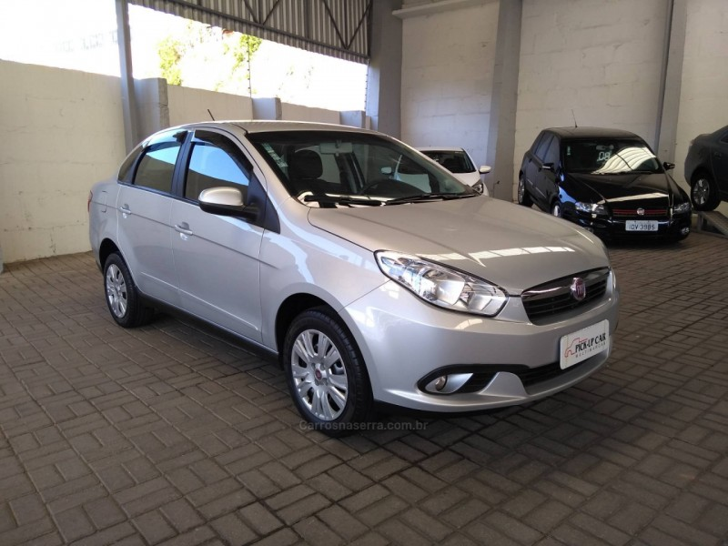 grand siena 1.4 mpi attractive 8v flex 4p manual 2016 caxias do sul