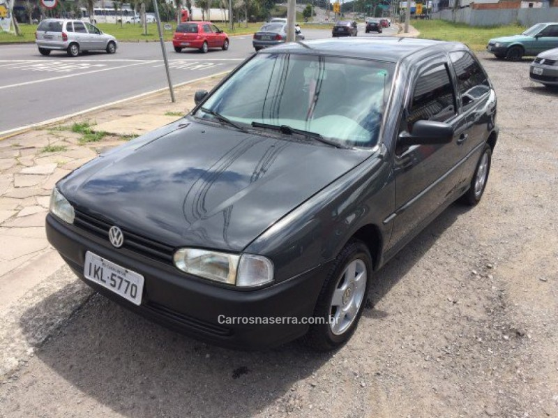 gol 1.0 mi special 8v gasolina 2p manual 2002 caxias do sul