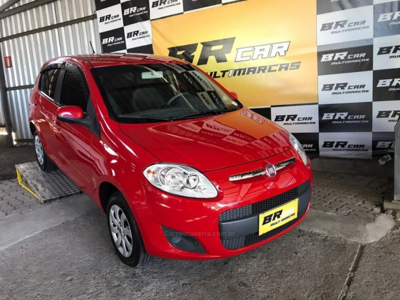 palio 1.0 mpi attractive 8v flex 4p manual 2016 caxias do sul