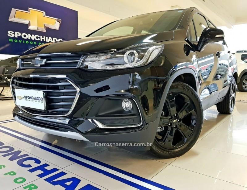 tracker 1.4 16v turbo flex premier automatico 2019 caxias do sul