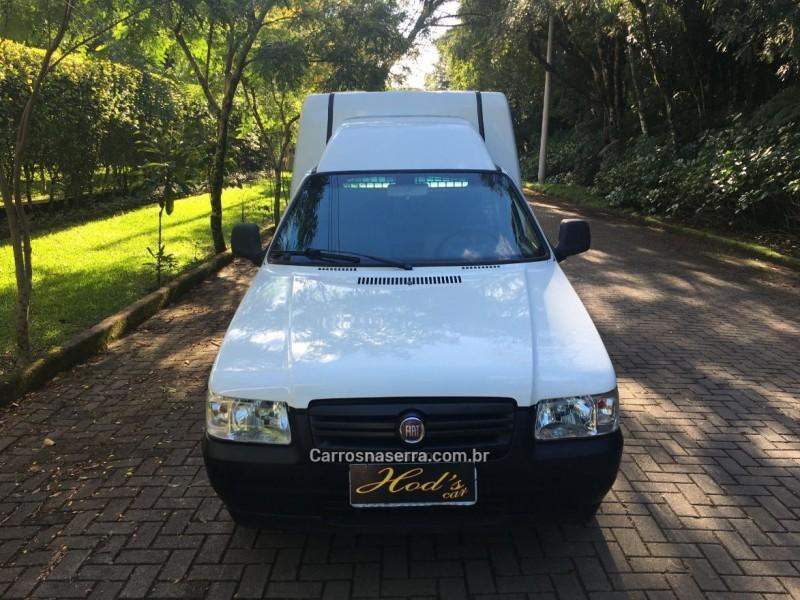 fiorino 1.3 furgao 8v gasolina 2p manual 2013 canela