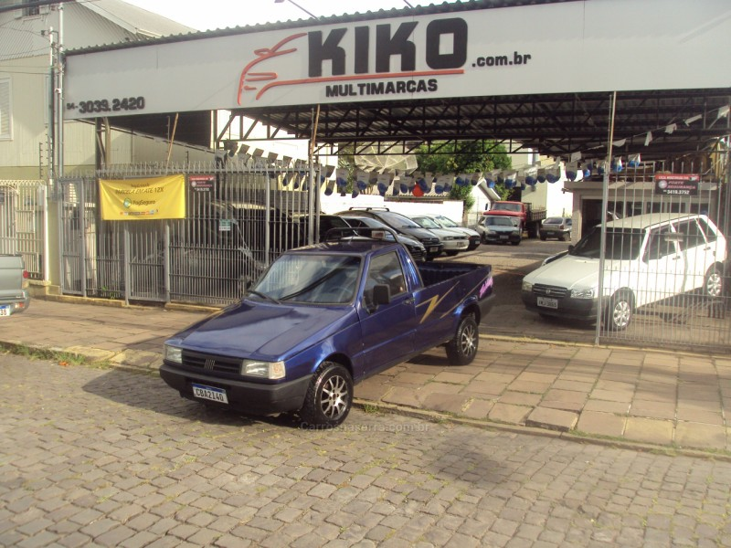 fiorino 1.5 mpi trekking pick up cs 8v gasolina 2p manual 1996 caxias do sul