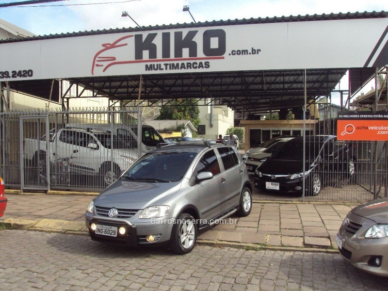 fox 1.6 mi plus 8v gasolina 4p manual 2007 caxias do sul