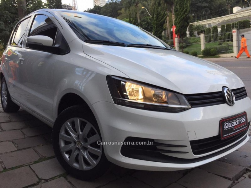 fox 1.0 mi trendline 8v flex 4p manual 2017 caxias do sul