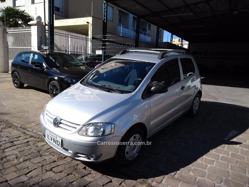 fox 1.6 mi plus 8v flex 2p manual 2004 caxias do sul