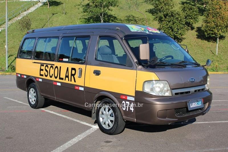 besta 3.0 gs grand 8v diesel 3p manual 2005 caxias do sul