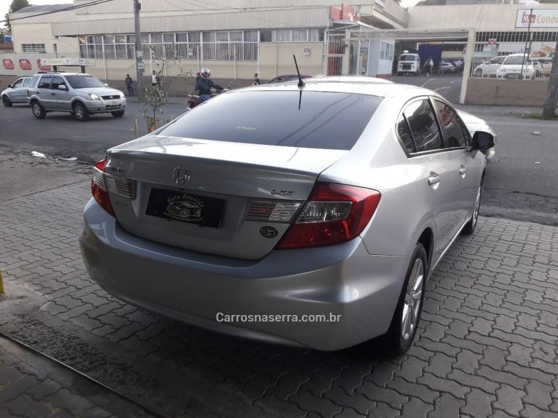 CIVIC 1.8 LXS 16V FLEX 4P AUTOMÁTICO - 2012 - CAXIAS DO SUL