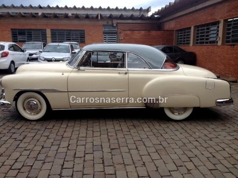 BEL AIR 3.5 COUPÉ I6 12V GASOLINA 2P MANUAL - 1951 - CAXIAS DO SUL
