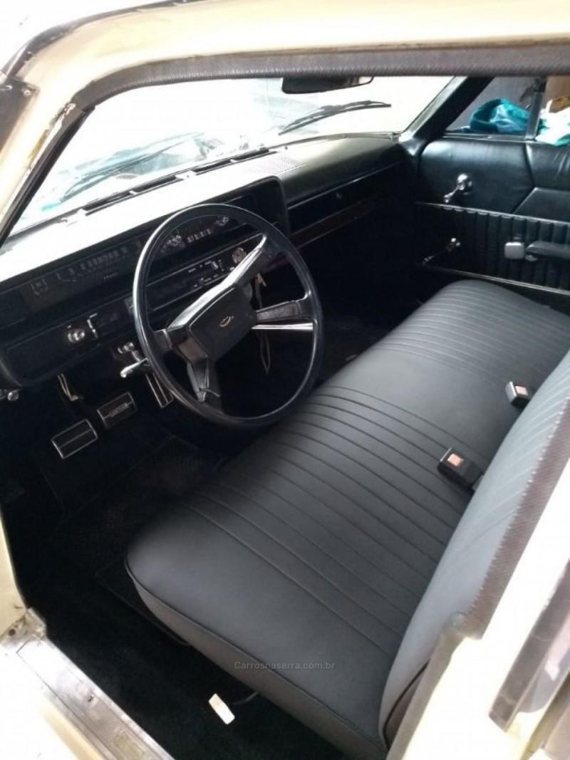 GALAXIE 4.8 LTD V8 16V GASOLINA 4P MANUAL - 1977 - FARROUPILHA