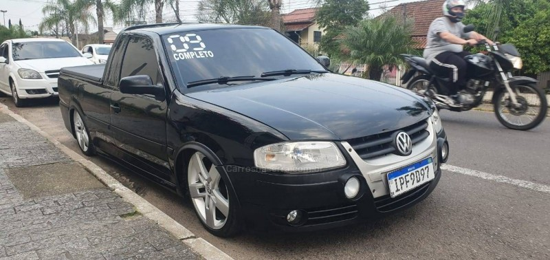 saveiro 1.6 mi surf cs 8v flex 2p manual g.iv 2009 parobe