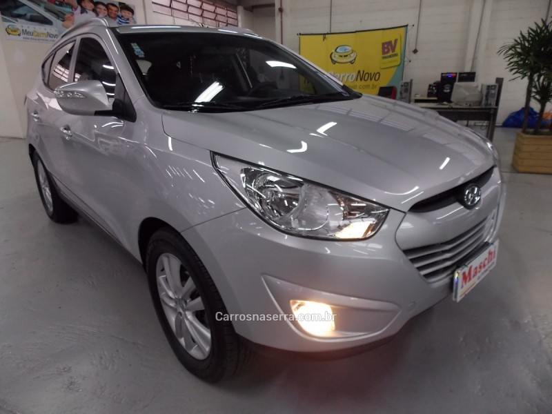 ix35 2.0 mpi 4x2 16v gasolina 4p manual 2011 caxias do sul