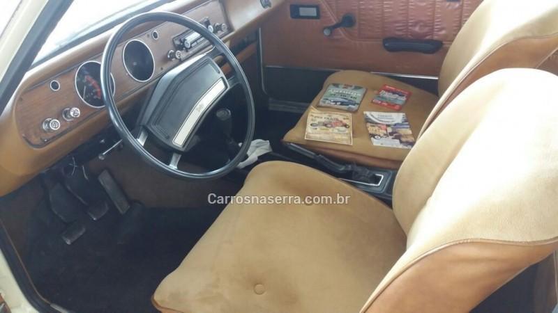 POLARA 1.8 GL 8V GASOLINA 2P MANUAL - 1976 - VERANóPOLIS