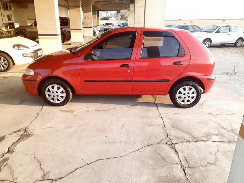 palio 1.0 mpi ex 8v gasolina 4p manual 2002 bento goncalves