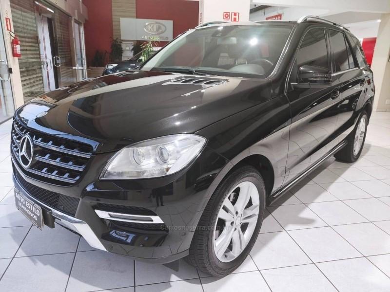 ml 350 3.0 bluetec v6 diesel 4p automatico 2014 caxias do sul