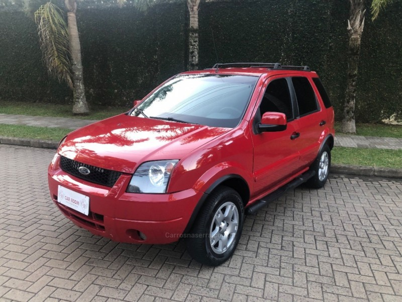 ecosport 2.0 xlt 16v gasolina 4p manual 2004 caxias do sul