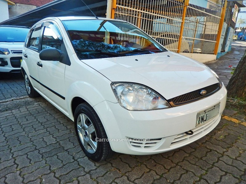 fiesta 1.6 mpi hatch 8v flex 4p manual 2007 caxias do sul